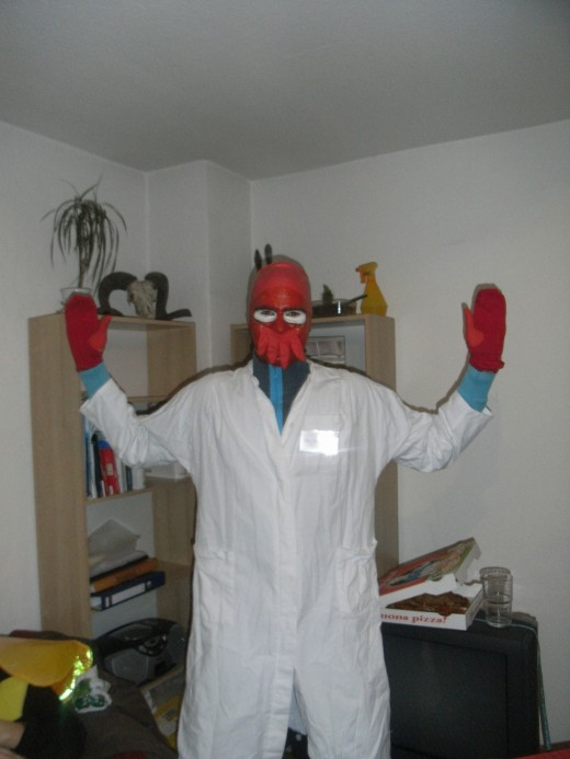 Dr. Zoidberg (Futurama)