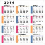 2014 - What's on Your Calendar?