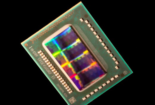 Intel's 2nd generation Core Family Sandy Bridge Mobile Quad Core Processor