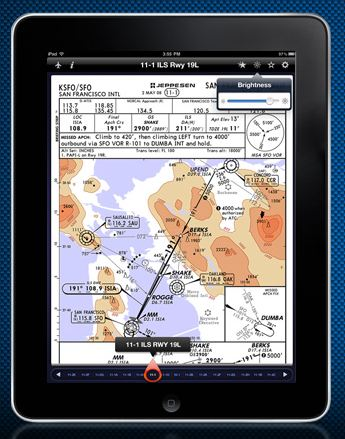 Jeppesen Aviation iPad App