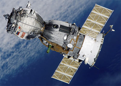 Soyuz TMA-7 Spacecraft