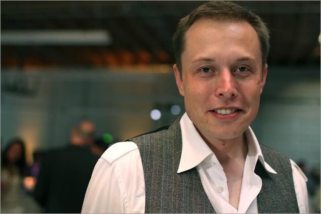 Modern day renaissance man, Elon Musk