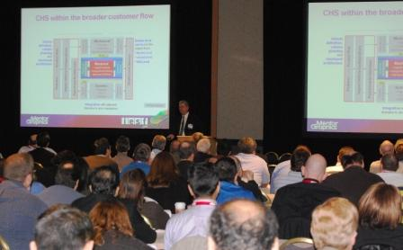 A keynote presentation at IESF Detroit March 2010
