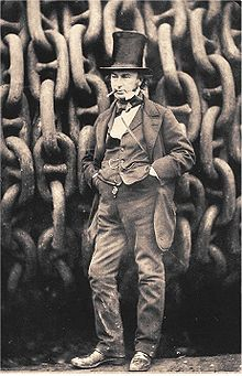 Vicotrian_engineering_genius_isambard_kingdom_Brunel