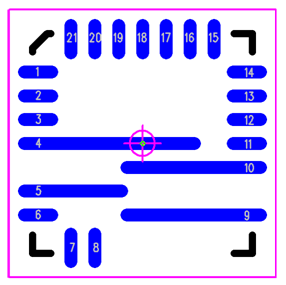 Figure 9 - QFN with Different Lead Lengths