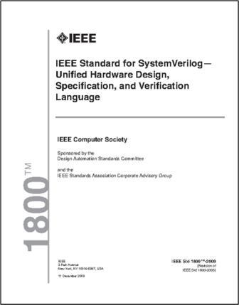IEEE Std. 1800-2009 LRM