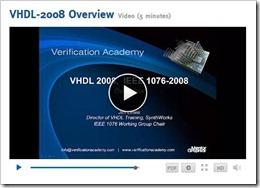VHDL 2008