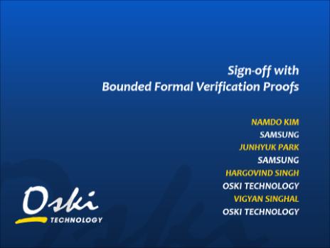 DVCon Oski Samsung image
