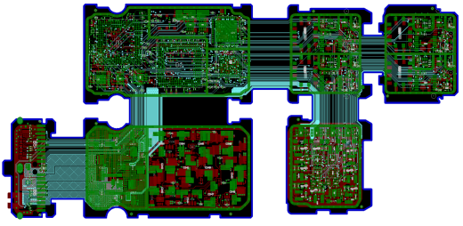 Valtronic Award Winning PCB Design